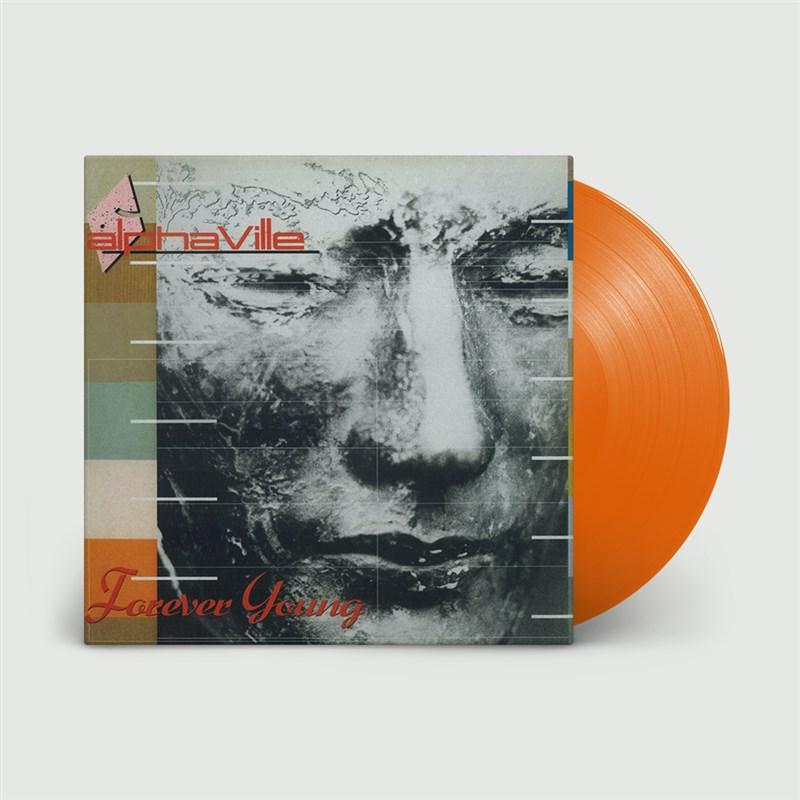Forever Young Orange Vinyl