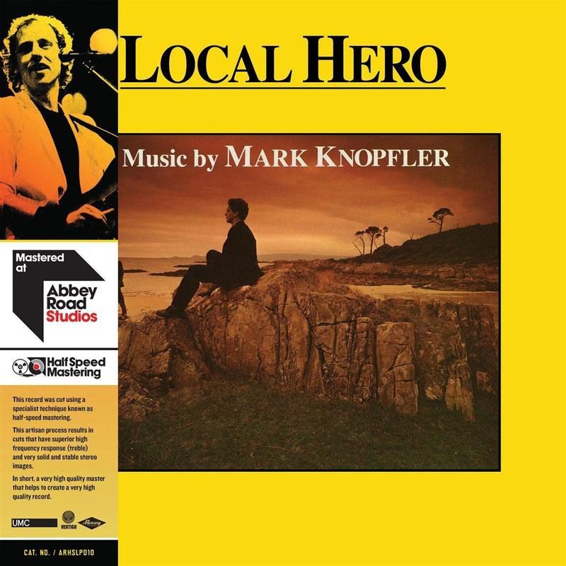 LOCAL HERO SOUDTRACK – MUSIC BY MARK KOPFLER