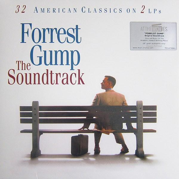 Forrest Gump (The Soundtrack) – 2LP