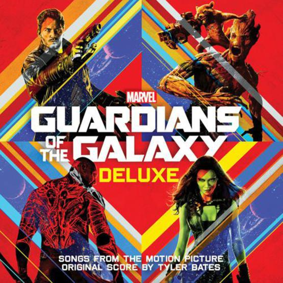 Guardians of The Galaxy (Deluxe Edition Red & Yellow Vinyl) – 2LP
